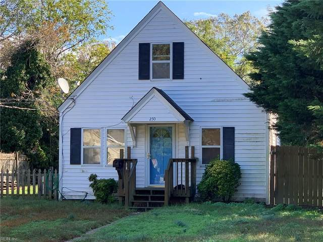 250 N Fourth St, Hampton, VA 23664 (#10350761) :: The Kris Weaver Real Estate Team