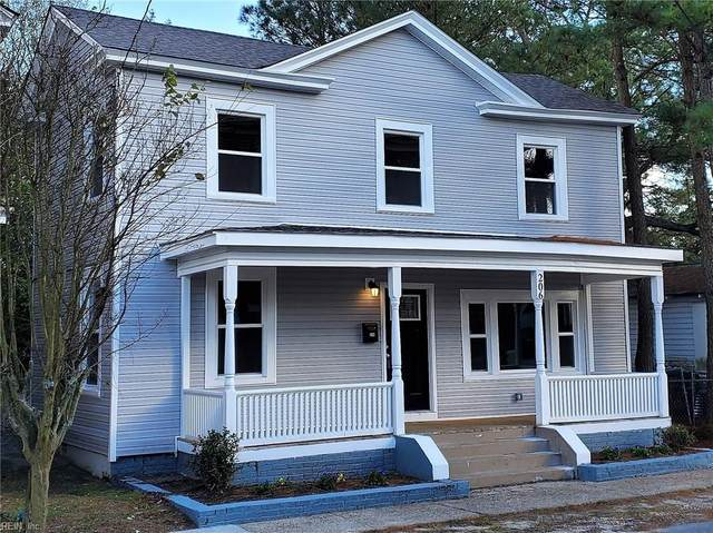 206 Lee St, Suffolk, VA 23434 (#10350796) :: Berkshire Hathaway HomeServices Towne Realty