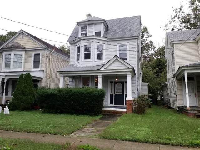 222 Maryland Ave, Portsmouth, VA 23707 (#10350812) :: Berkshire Hathaway HomeServices Towne Realty