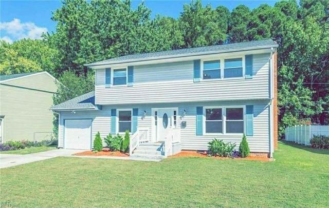 35 Santa Barbara Dr, Hampton, VA 23666 (#10350839) :: Gold Team VA