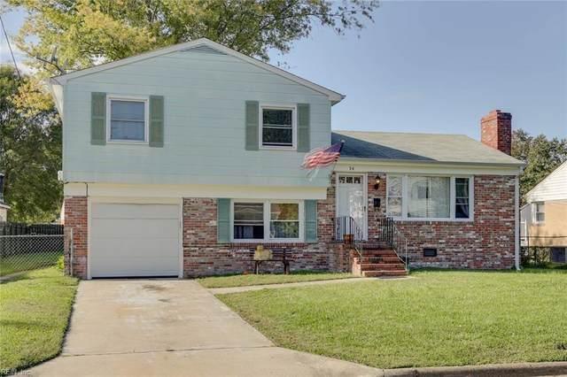 34 Southwind Dr, Hampton, VA 23669 (#10350846) :: Avalon Real Estate