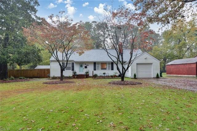 137 Deep Creek Rd, Newport News, VA 23606 (#10350873) :: Verian Realty