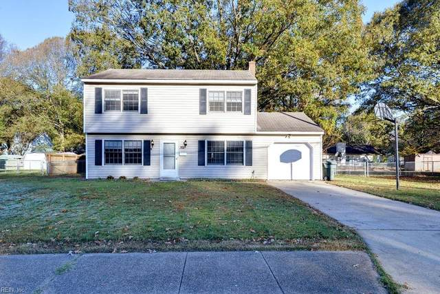 302 Colony Rd, Newport News, VA 23602 (#10350892) :: AMW Real Estate