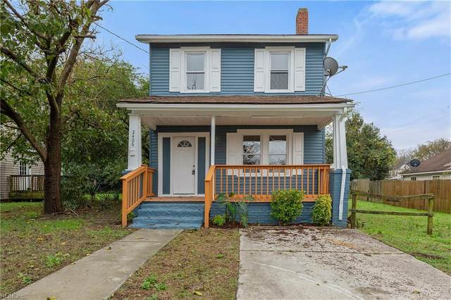 2406 Hale St, Norfolk, VA 23504 (#10350896) :: Berkshire Hathaway HomeServices Towne Realty