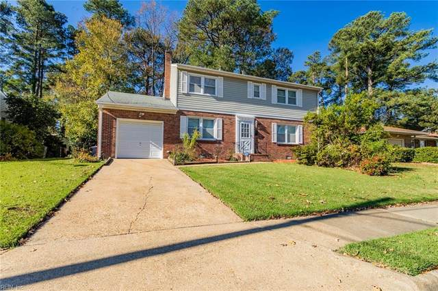 605 Charlton Dr, Hampton, VA 23666 (#10350913) :: Rocket Real Estate