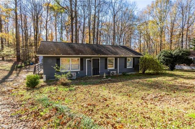 2812 Hickory Fork Rd, Gloucester County, VA 23061 (#10350927) :: Berkshire Hathaway HomeServices Towne Realty