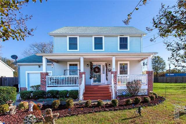628 Birch Ave, Hampton, VA 23661 (#10350936) :: Atkinson Realty