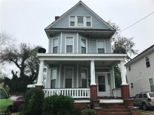 233 W 27th St, Norfolk, VA 23517 (#10350961) :: Rocket Real Estate
