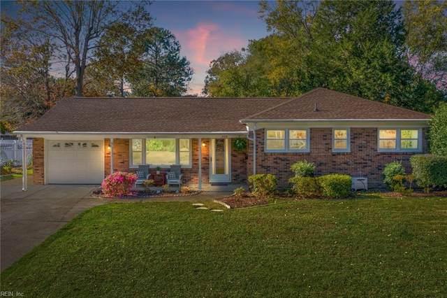 329 Brout Dr, Hampton, VA 23666 (#10350985) :: Rocket Real Estate
