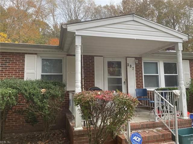 307 Leigh Rd, York County, VA 23690 (#10350986) :: Community Partner Group