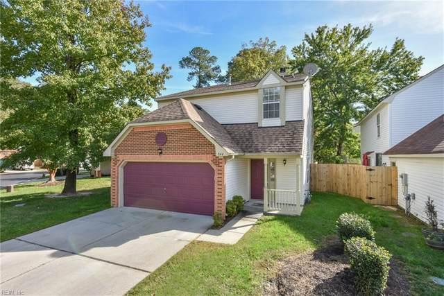 944 Ivystone Way, Newport News, VA 23602 (#10350988) :: Rocket Real Estate