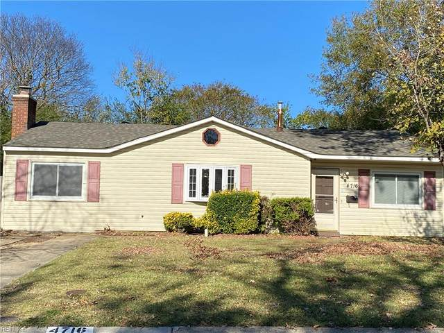 4716 Honeygrove Rd, Virginia Beach, VA 23455 (#10350993) :: Gold Team VA