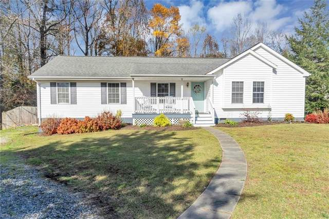 6839 Cedar Lake Dr, Gloucester County, VA 23061 (#10351000) :: Berkshire Hathaway HomeServices Towne Realty