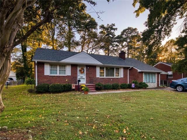 16 Omera Pl, Hampton, VA 23666 (#10351009) :: Atkinson Realty