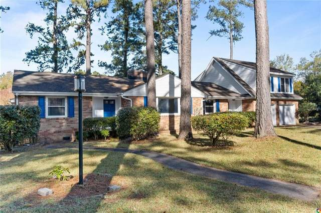 5004 Lake Cir, Portsmouth, VA 23703 (#10351037) :: Gold Team VA