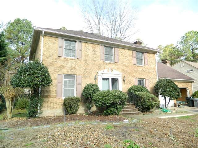 20 Diamond Hill Rd, Hampton, VA 23666 (#10351048) :: Atkinson Realty