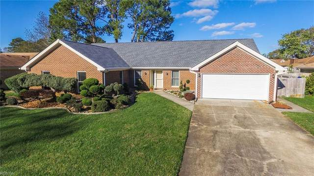 1261 Oak Pointe Ln, Virginia Beach, VA 23454 (#10351079) :: Gold Team VA