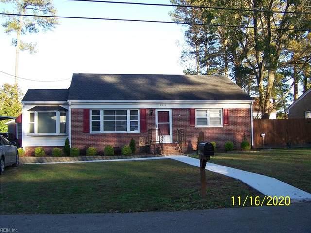 208 Pond Dr, Suffolk, VA 23434 (#10351092) :: Austin James Realty LLC