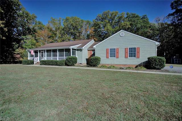 7931 Dutton Rd, Gloucester County, VA 23061 (#10351112) :: Berkshire Hathaway HomeServices Towne Realty
