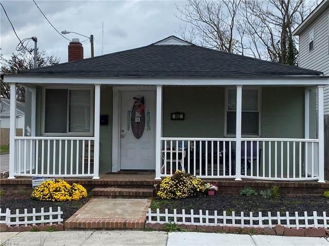 902 Joyce St, Norfolk, VA 23523 (#10351120) :: Atkinson Realty