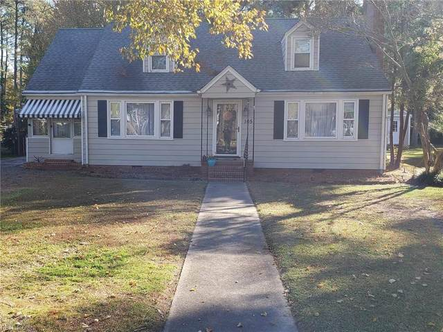 105 Lodge Rd, Poquoson, VA 23662 (#10351156) :: Berkshire Hathaway HomeServices Towne Realty