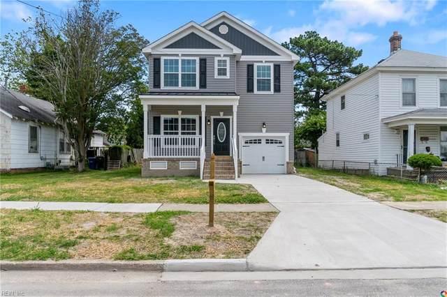 1036 31st St, Newport News, VA 23607 (#10351174) :: Avalon Real Estate