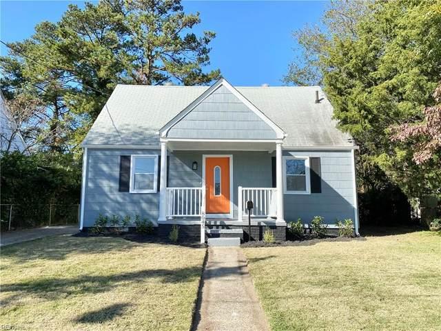 8045 Galveston Blvd, Norfolk, VA 23505 (#10351182) :: Verian Realty