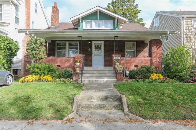 536 Spotswood Ave, Norfolk, VA 23517 (#10351184) :: AMW Real Estate