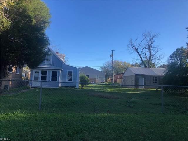 98 Beechwood Ave, Newport News, VA 23607 (#10351187) :: Avalon Real Estate
