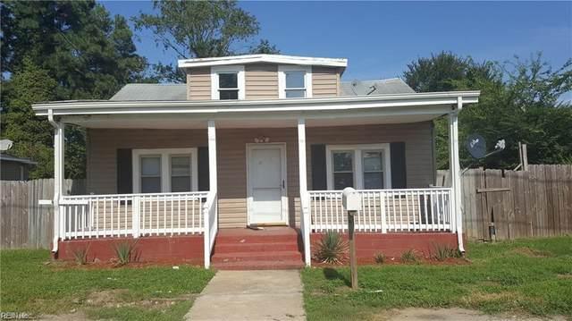 2717 Nashville Ave, Portsmouth, VA 23704 (#10351201) :: Kristie Weaver, REALTOR