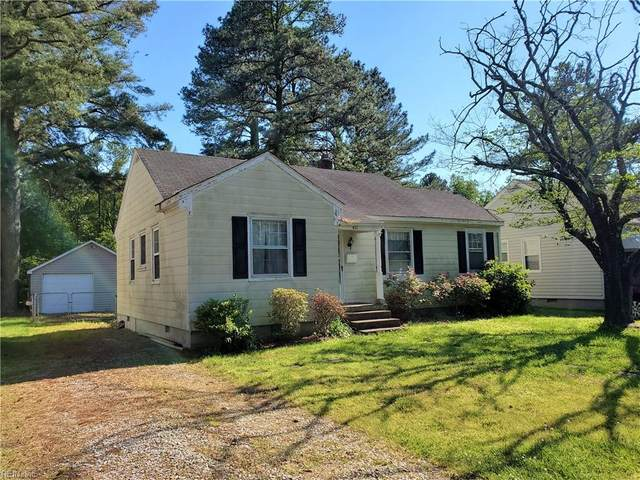 411 W Constance Rd, Suffolk, VA 23434 (#10351223) :: Abbitt Realty Co.