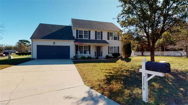 23270 Buttercup Cir, Isle of Wight County, VA 23314 (#10351226) :: Gold Team VA