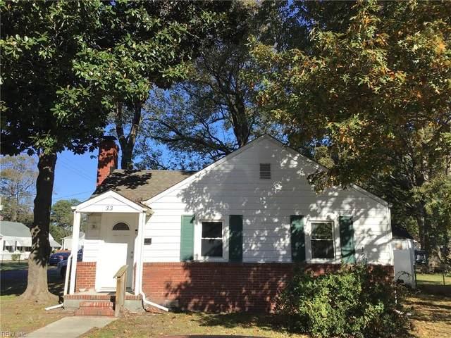 33 Woodland St, Portsmouth, VA 23702 (#10351249) :: Atkinson Realty