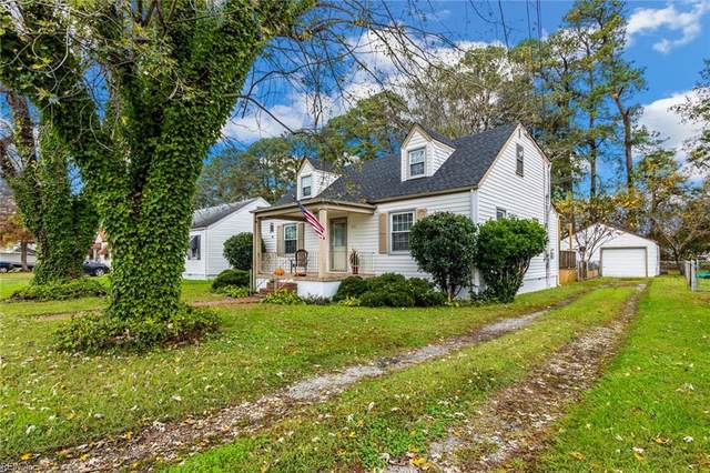 113 Jacquelyn Dr, Portsmouth, VA 23701 (#10351250) :: Berkshire Hathaway HomeServices Towne Realty