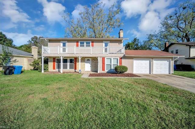 1004 Antioch Cir, Virginia Beach, VA 23464 (#10351280) :: Kristie Weaver, REALTOR