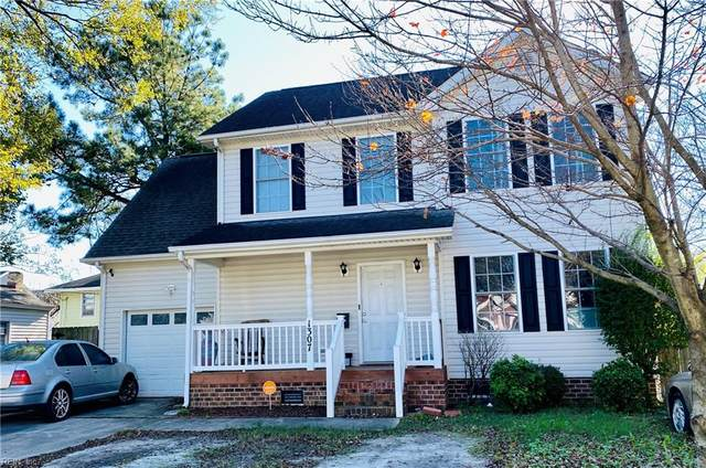 1307 Fillmore St, Portsmouth, VA 23704 (#10351297) :: Berkshire Hathaway HomeServices Towne Realty