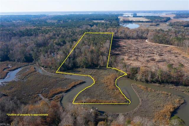 10+ac Notta Rd, Gloucester County, VA 23061 (#10351332) :: Gold Team VA