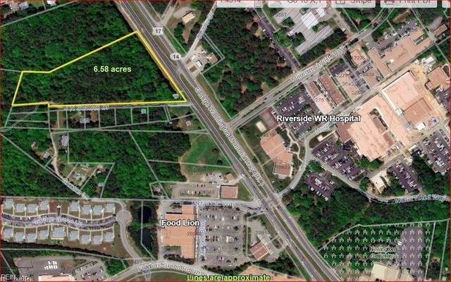 6.58ac J.H. Seawell Dr, Gloucester County, VA 23061 (#10351333) :: Berkshire Hathaway HomeServices Towne Realty