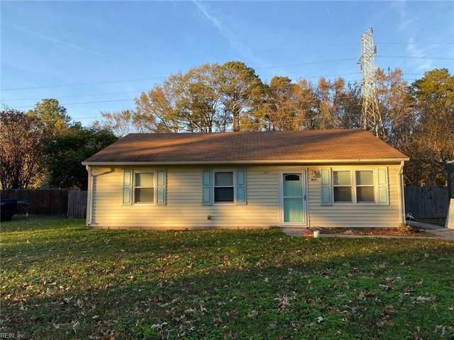 1614 Woodbriar Ln, Chesapeake, VA 23323 (#10351393) :: Atkinson Realty
