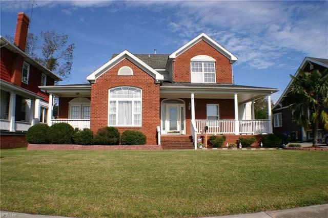 2710 Chesterfield Blvd, Norfolk, VA 23504 (#10351405) :: Verian Realty
