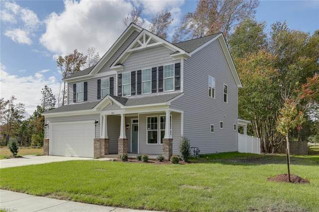 MM Derring Ii Model At Sanderson Estates Rd, Chesapeake, VA 23322 (#10351431) :: Atkinson Realty