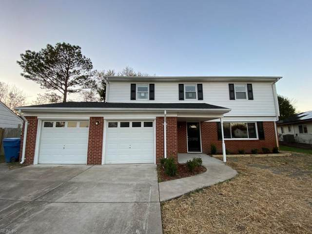 5120 Andover Ct, Virginia Beach, VA 23464 (#10351433) :: Kristie Weaver, REALTOR