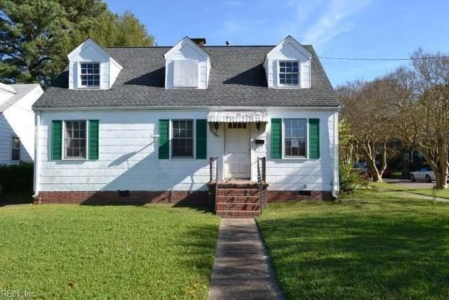 5900 Hampton Blvd, Norfolk, VA 23508 (#10351445) :: Atkinson Realty