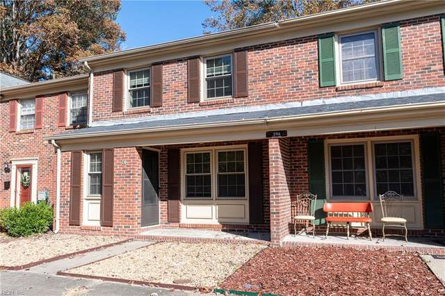 396 Deputy Ln C, Newport News, VA 23608 (#10351463) :: Community Partner Group