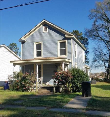 406 S High St, Franklin, VA 23851 (#10351474) :: Berkshire Hathaway HomeServices Towne Realty