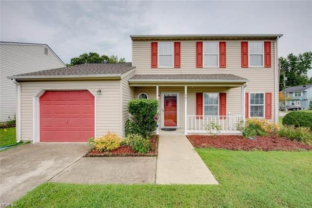 501 Ryans Rn, Newport News, VA 23608 (#10351508) :: Gold Team VA