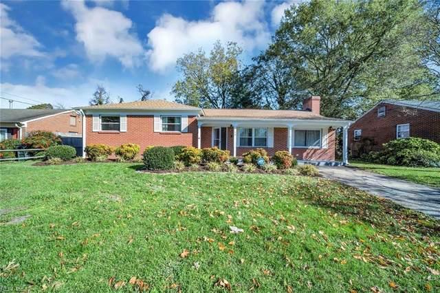 12 Plantation Dr, Hampton, VA 23669 (#10351514) :: Gold Team VA