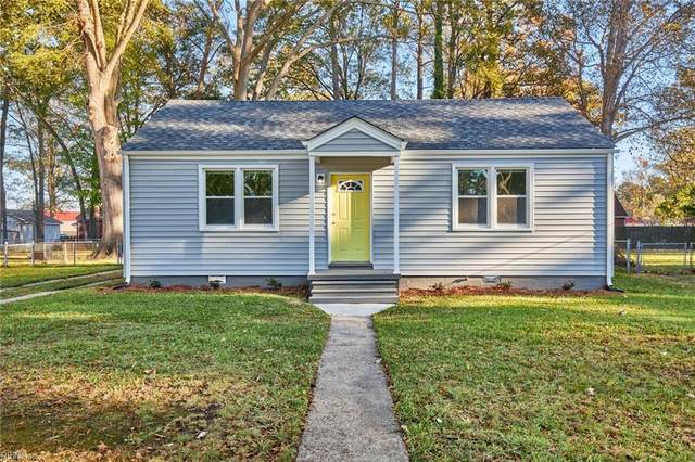 2320 Springdale Rd, Chesapeake, VA 23323 (#10351517) :: Atkinson Realty