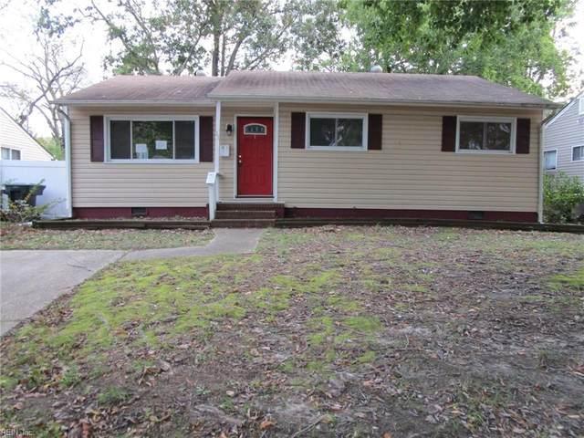 11 Kingslee Ln, Hampton, VA 23669 (#10351530) :: Avalon Real Estate