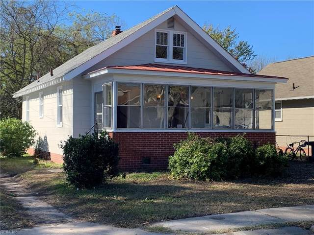 213 Clifton St, Hampton, VA 23661 (#10351574) :: Atkinson Realty